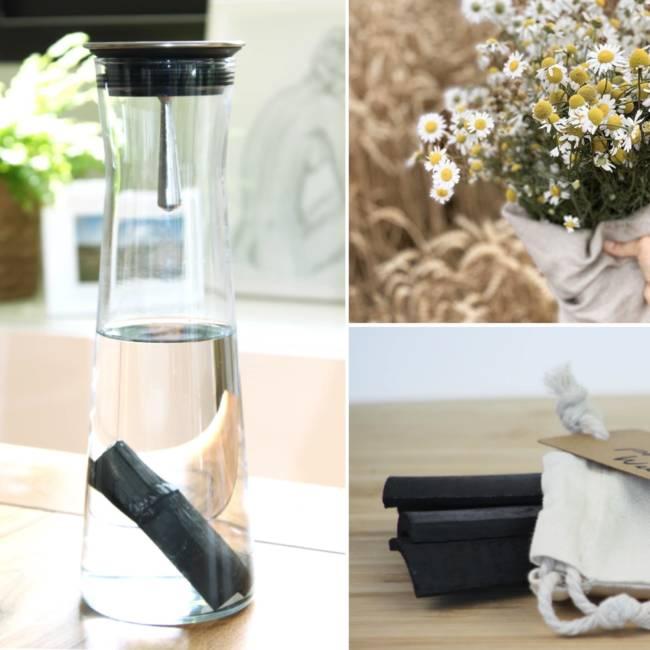 Compile Joy & Charbon & flowers