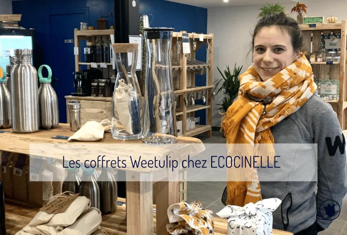Weetulip disponible dans la boutique Ecocinelle
