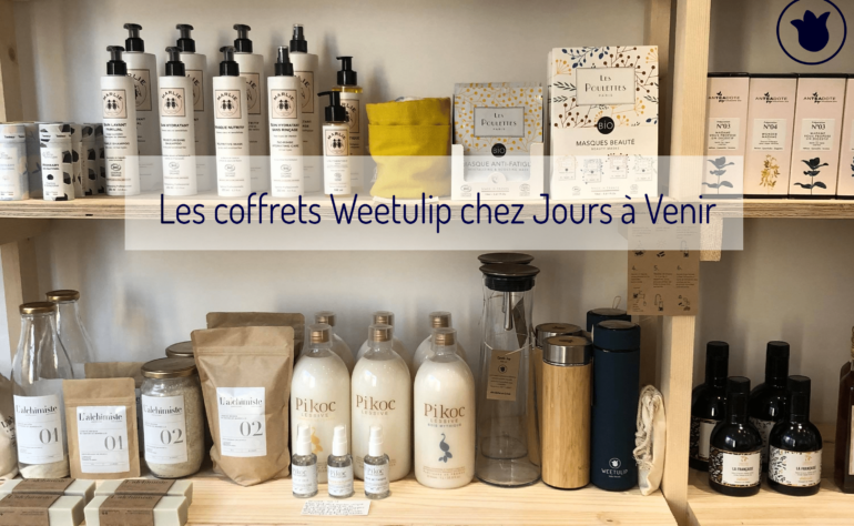 Weetulip disponible dans la boutique Jours à Venir