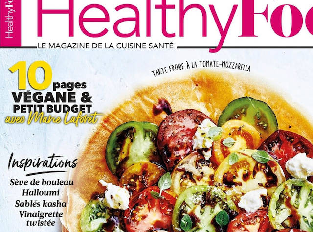 Healthy Food Magazine mai 2020